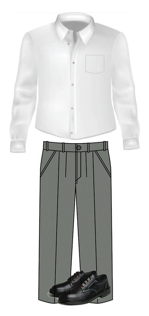 Winter Uniform - Girls & Boys
